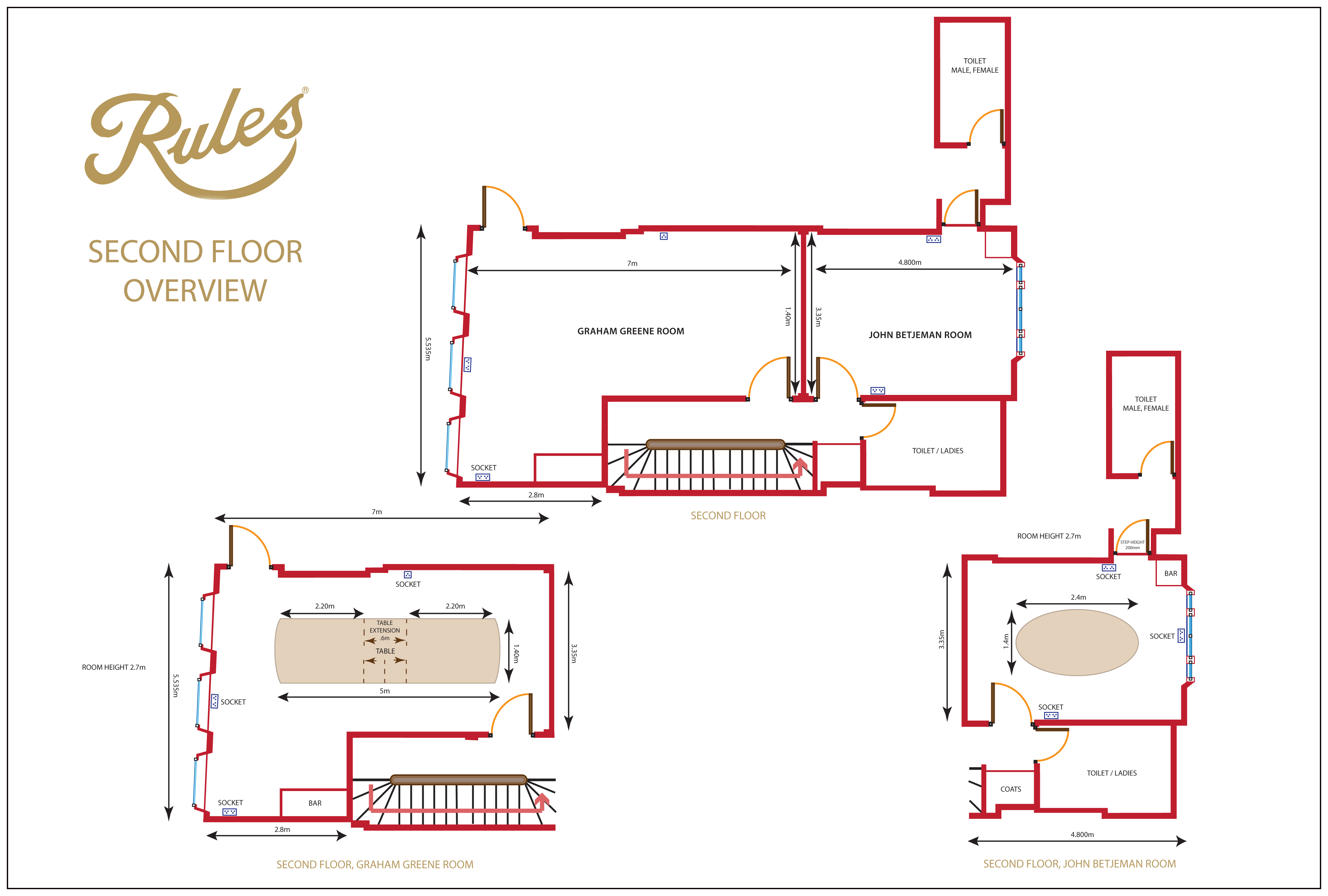 Floor Plans Private Rooms Rules Restaurant