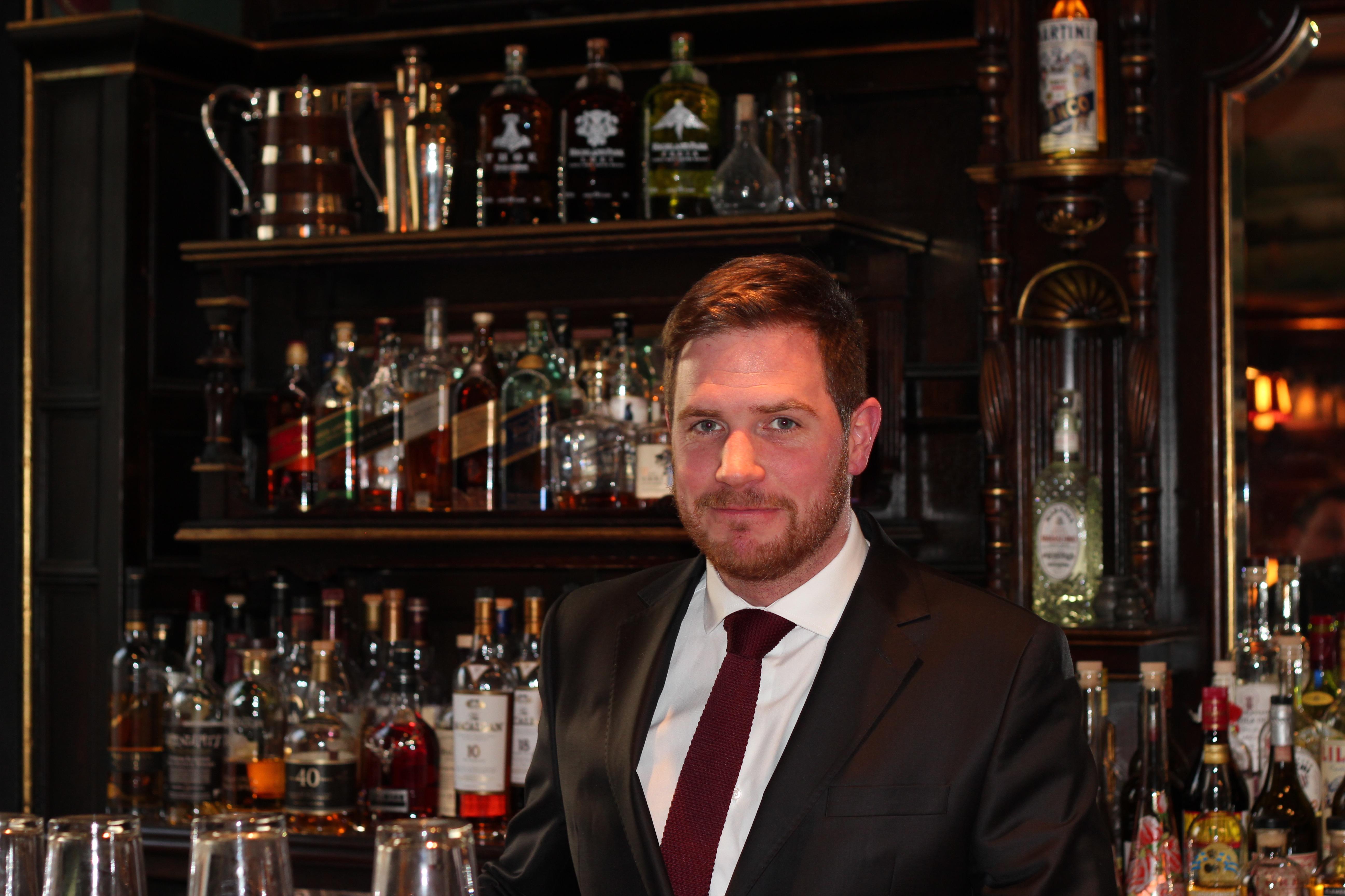 The Upstart Cocktail | Rules Restaurant