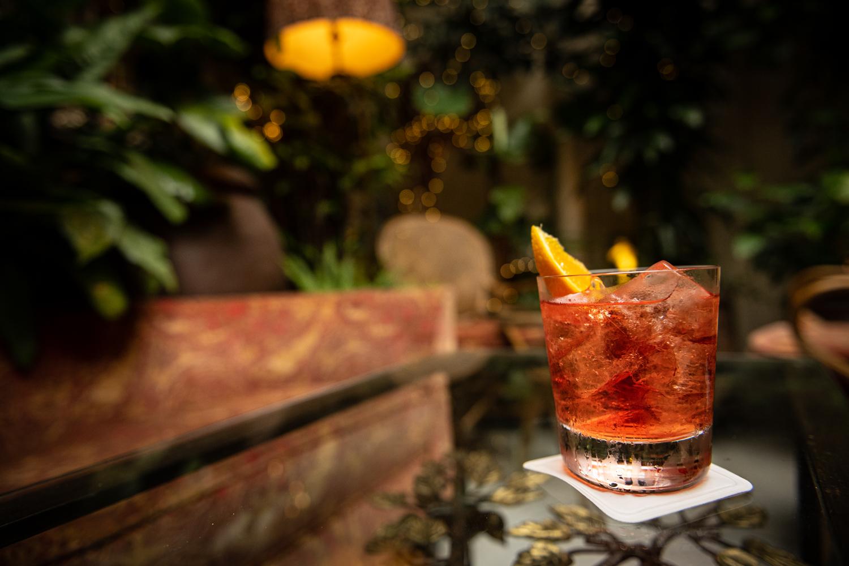 Cocktail Masterclass - Negroni Classic